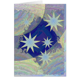 Star Mover Greeting Card