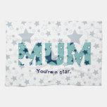 Star Mum Kitchen Towels