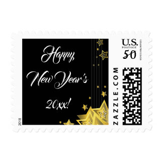 Star New Year's Eve Party | Stamp