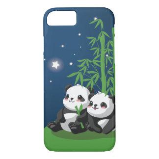 Star Night Panda iPhone 7 Case