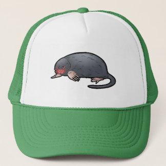 Star Nosed Mole Trucker Hat
