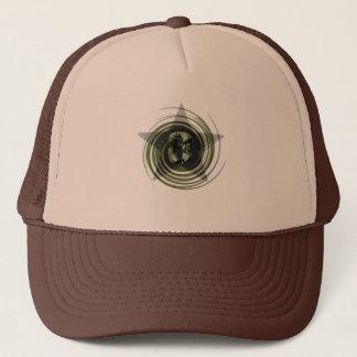 Star Number8 Trucker Hat
