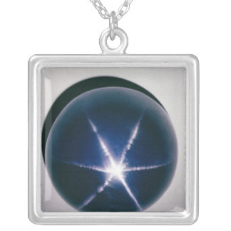 Star of Asia Silver Plated Necklace