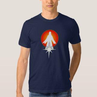 Star of Bethlehem and Christ Shirt
