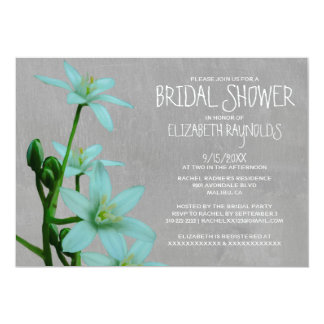 Star of Bethlehem Bridal Shower Invitations
