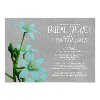 Star of Bethlehem Bridal Shower Invitations