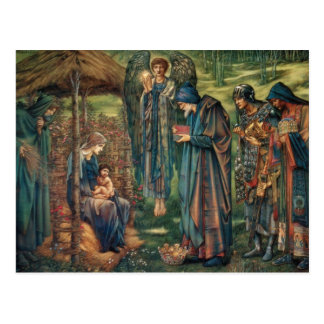 Star of Bethlehem Postcard