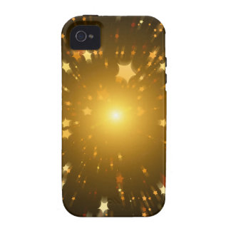 Star of Christmas iPhone 4 Cover