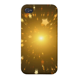 Star of Christmas iPhone 4 Case