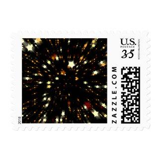 Star of Christmas Postage