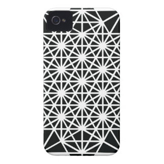Star of Creation Space Time Mandala Case-Mate iPhone 4 Case
