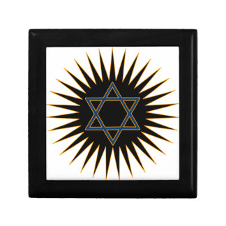 Star of David #1 Trinket Boxes
