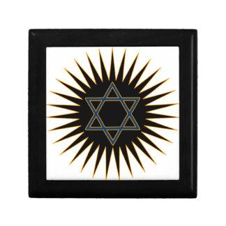 Star of David #1 Jewelry Box