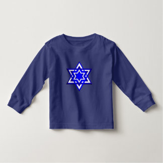 Star of David 3d Toddler T-shirt