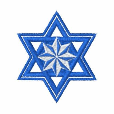 STAR OF DAVID 7 HOODIE