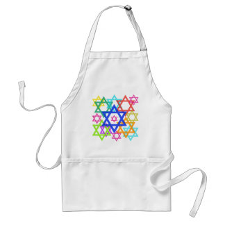 Star of David Adult Apron