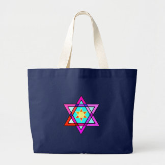 Star Of David Tote Bag