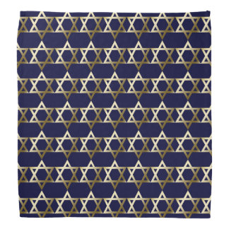 Star of David Bandana