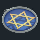"Star of David Belt Buckle<br><div class=""desc"">Star of David Belt Buckle  is a great gift for Hanukkah or any time of year.</div>"