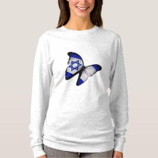 Star of David Butterfly T-Shirt