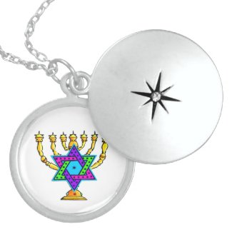 Jewish Star Necklaces and Charms