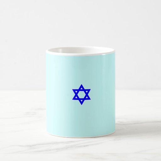 Star of David Classic White Coffee Mug