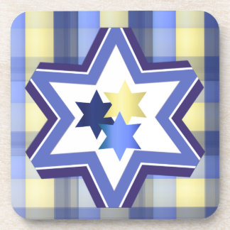 Star of David Coasters