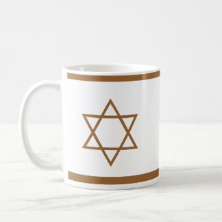 Star of David Coffee Mug