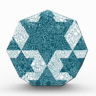 Star of David design made in Jerusalem Award