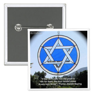 Star Of David & Funny Jewish Quote Gifts & Cards Button