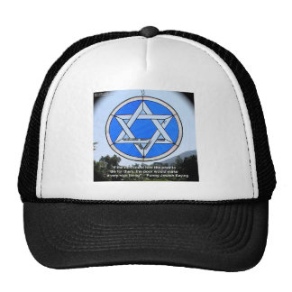Star Of David & Funny Jewish Quote Gifts & Cards Hats