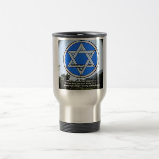 Star Of David & Funny Jewish Quote Gifts & Cards Travel Mug