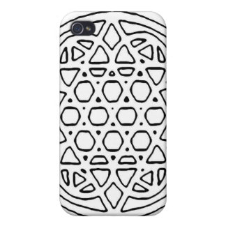Star of David iPhone4 Case Covers For iPhone 4