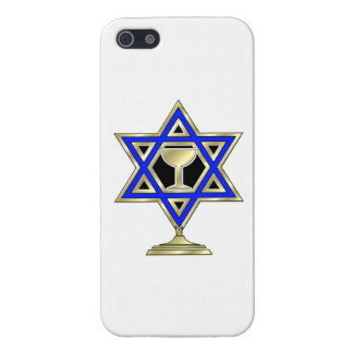 Star Of David iPhone 5/5S Cases