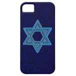 Star of David iphone 5 barely case iPhone 5 Case