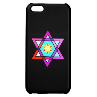 Star Of David iPhone 5C Cover