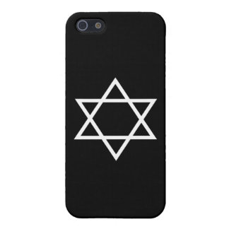 Star Of David Cover For iPhone 5