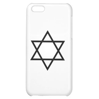Star Of David Cover For iPhone 5C