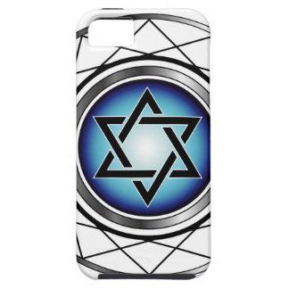 Star of David- Jewish religious symbol iPhone 5 Case