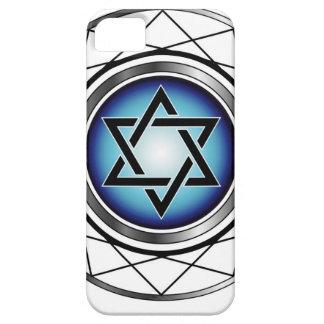Star of David- Jewish religious symbol iPhone 5 Cover