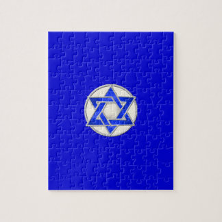 Star of David Jigsaw Puzzle