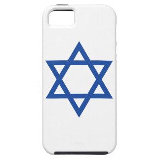 Star of David - Judaism iPhone 5 Cases