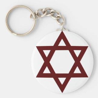 Star of David - Judaism Keychains
