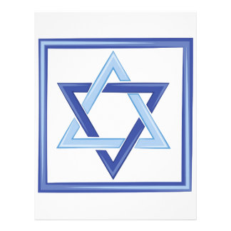 Star Of David Letterhead