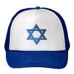 """Star of David  """"Magen David"""" Trucker Hat"""