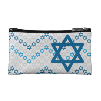 Star of David Makeup Bag