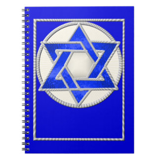 Star of David Notebook
