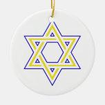 Star of David Ornaments