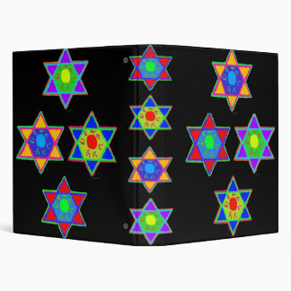 Star of David Paint Binder
