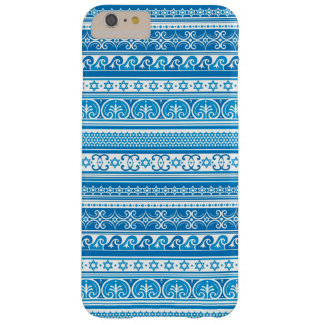 Star of David Pattern Barely There iPhone 6 Plus Case
